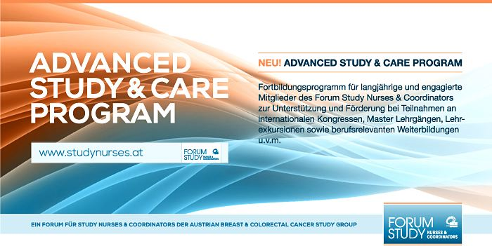 Advanced Study & Care I for Study Nurses in Wien